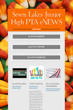 Seven Lakes Junior High PTA eNEWS