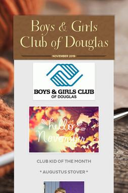 Boys & Girls Club of Douglas