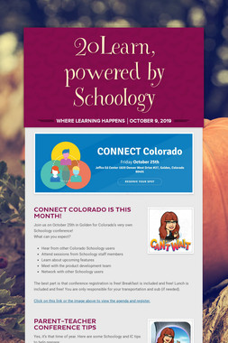 20Learn, powered by Schoology