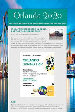 Orlando 2020