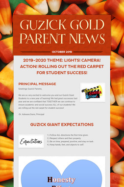 GUZICK GOLD PARENT NEWS