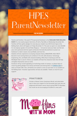 HPES ParentNewsletter