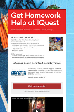 Get Homework Help at IQuest