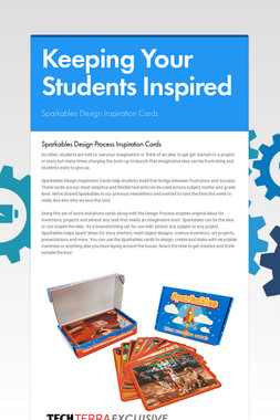 Keeping Your Students Inspired