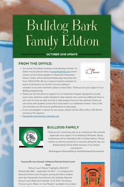 Bulldog Bark Family Edition