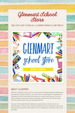 Glenmart School Store