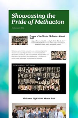 Showcasing the Pride of Methacton