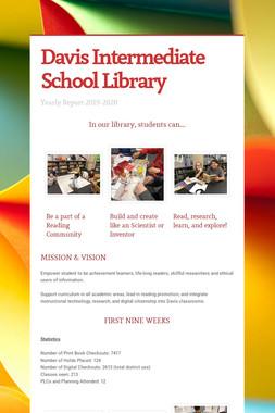 Davis Intermediate School Library