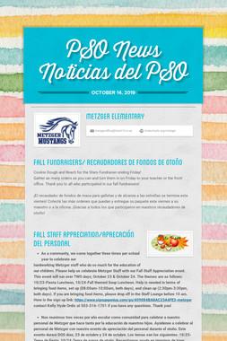 PSO News  Noticias del PSO