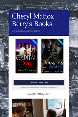 Cheryl Mattox Berry's Books