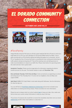 El Dorado Community Connection
