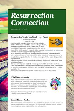 Resurrection Connection