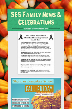SES Family News & Celebrations