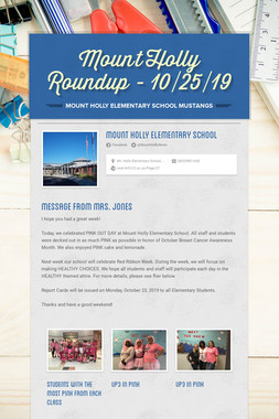 Mount Holly Roundup - 10/25/19