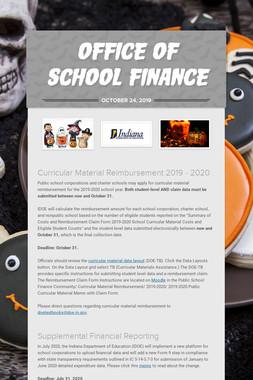 Office of School Finance