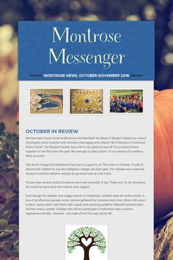 Montrose Messenger