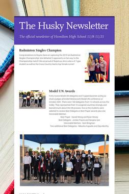 The Husky Newsletter