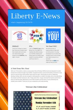 Liberty E-News