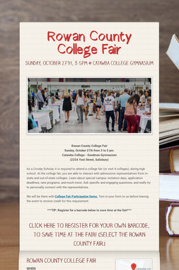 Rowan County College Fair