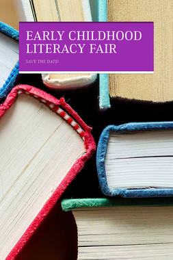 EARLY CHILDHOOD LITERACY FAIR