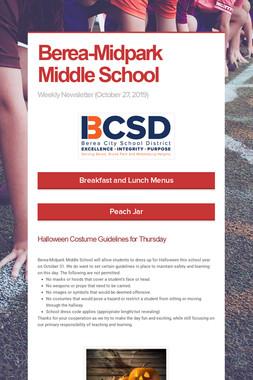 Berea-Midpark Middle School