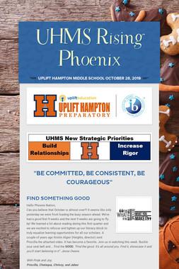 UHMS Rising Phoenix