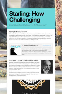 Starling: How Challenging