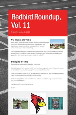 Redbird Roundup, Vol. 11