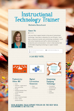 Instructional Technology Trainer