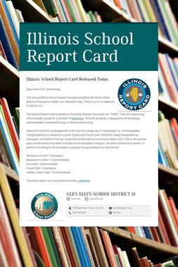 Illinois School Report Card
