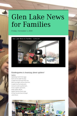 Glen Lake News for Families