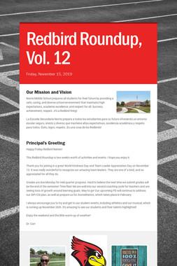 Redbird Roundup, Vol. 12