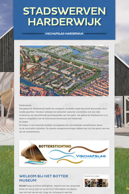 Stadswerven Harderwijk