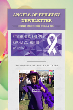 Angels Of Epilepsy Newsletter