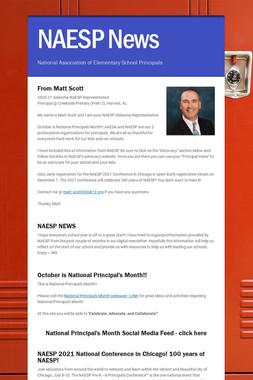 NAESP News