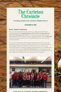 The Carleton Chronicle