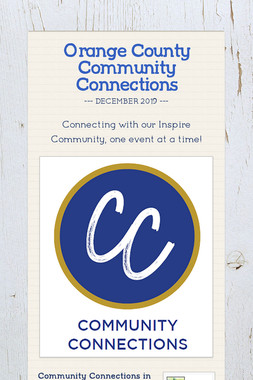 Orange County Community Connections