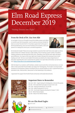 Elm Road Express  December 2019