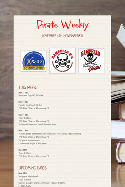 Pirate Weekly