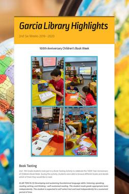 Garcia Library Highlights