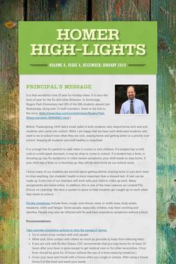 Homer High-Lights