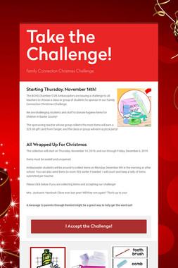 Take the Challenge!