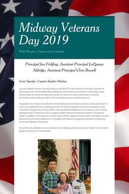 Midway Veterans Day 2019