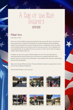 A Tale of the Flag Bearers