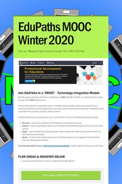 EduPaths MOOC Winter 2020
