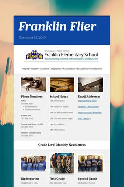 Franklin Flier