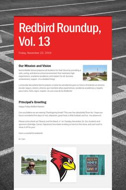 Redbird Roundup, Vol. 13