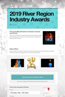 2019 River Region Industry Awards