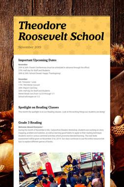 Theodore Roosevelt School