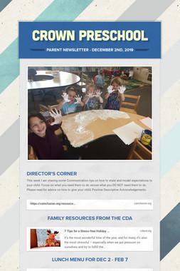 Crown Preschool